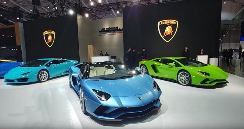 【2018世界新車大展】車展倒數囉!這些超猛車款你都看過了嗎?
