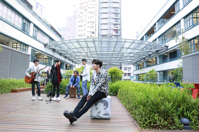 香港旅遊發展局這次邀請他當香港旅遊推廣官