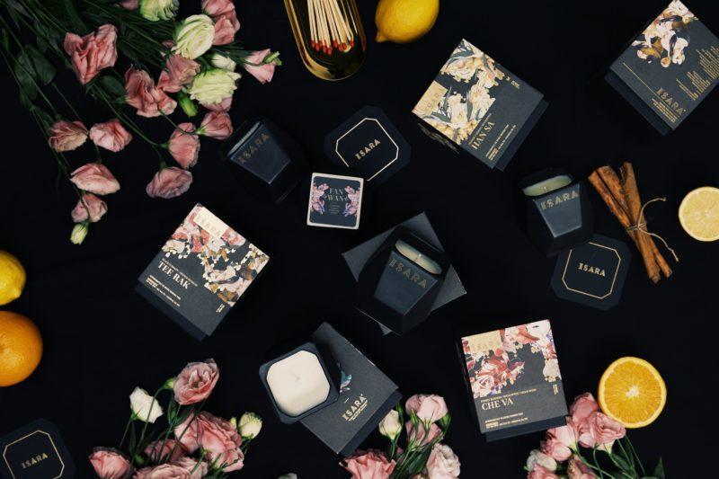 100%全天然的蠟燭香氛讓今年情人節過的自然不做作