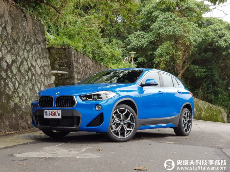 經典元素全集合!BMW X2跑車、越野、鋼砲……跨界之王正式登場