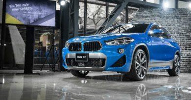 跑車、越野、鋼砲……經典元素全集合!BMW X2跨界之王正式登場