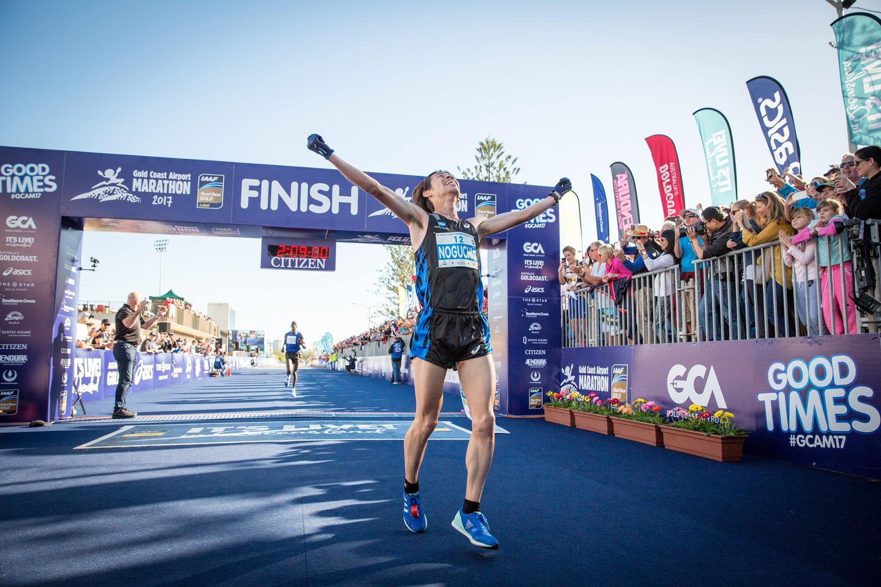 IAAF認證的澳洲黃金海岸馬拉松 即刻起開始報名