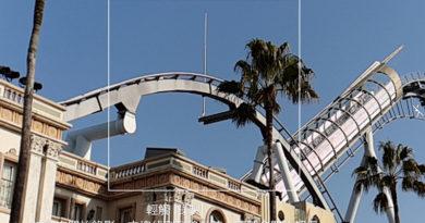 三星GALAXY S9+實測大阪環球影城「飛天翼龍」 捕捉驚恐瞬間!