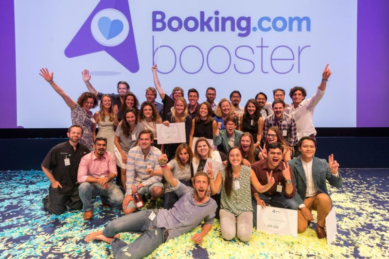 2018年Booking加速器計畫讓旅遊變得更永續更平衡
