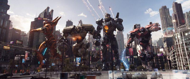 【環太平洋2:起義時刻 Pacific Rim Uprising】超帥機甲獵人!規模更大的終極大戰