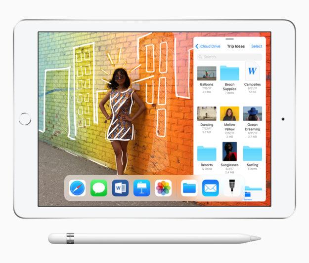 加量不加價的全新9.7 吋 iPad 滿足所有人的需求