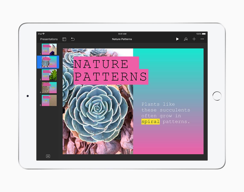 Apple給教師全新的免額外付費課程「人人可創造」