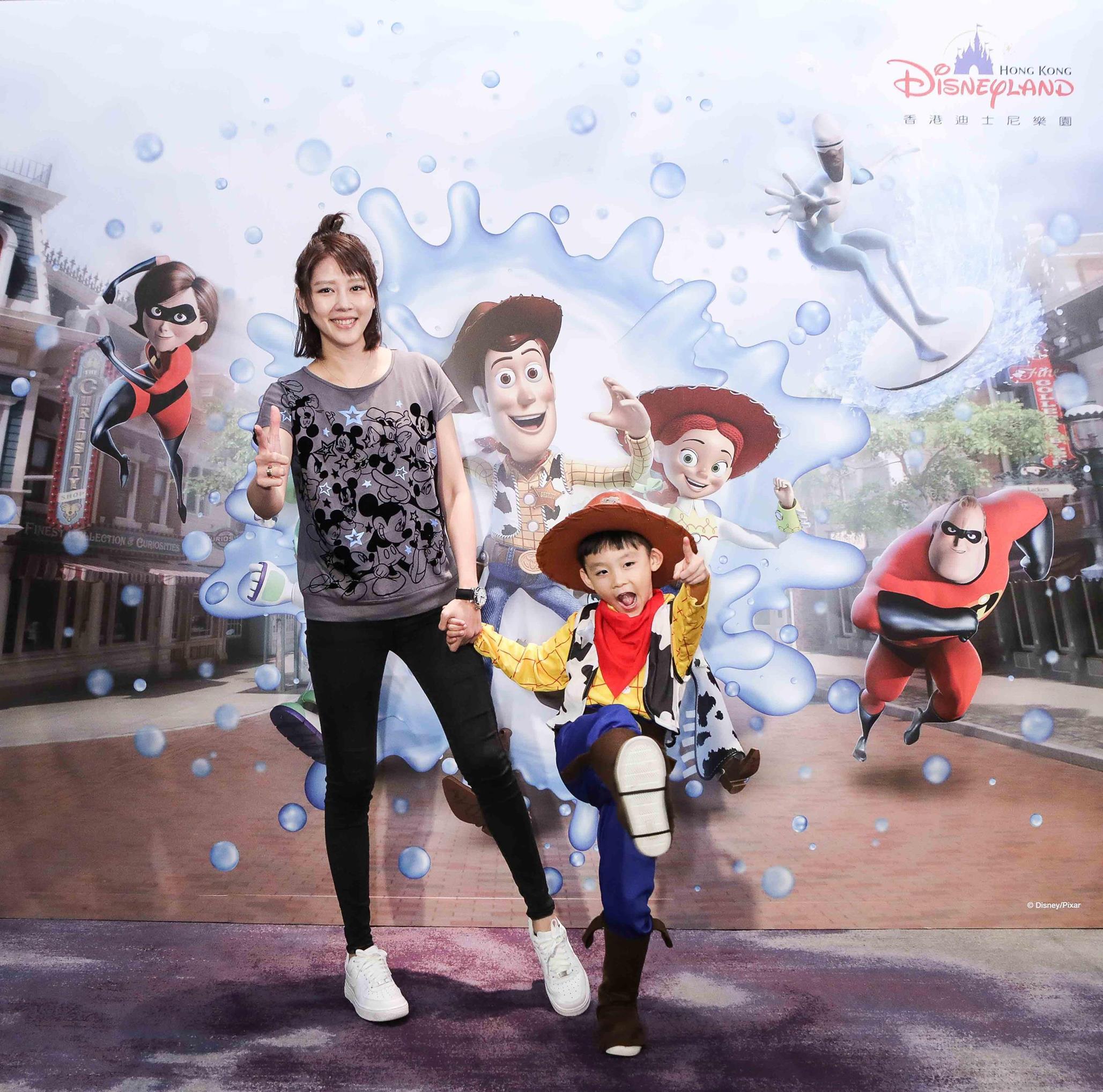 盛夏「迪士尼巨星嘉年華」就在香港迪士尼樂園