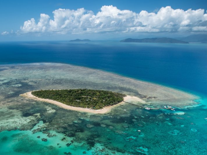今年夏天到澳洲凱恩斯尋找自己心目中的夢幻島嶼