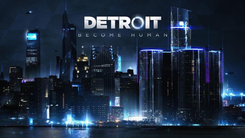 《底特律:變人》海報