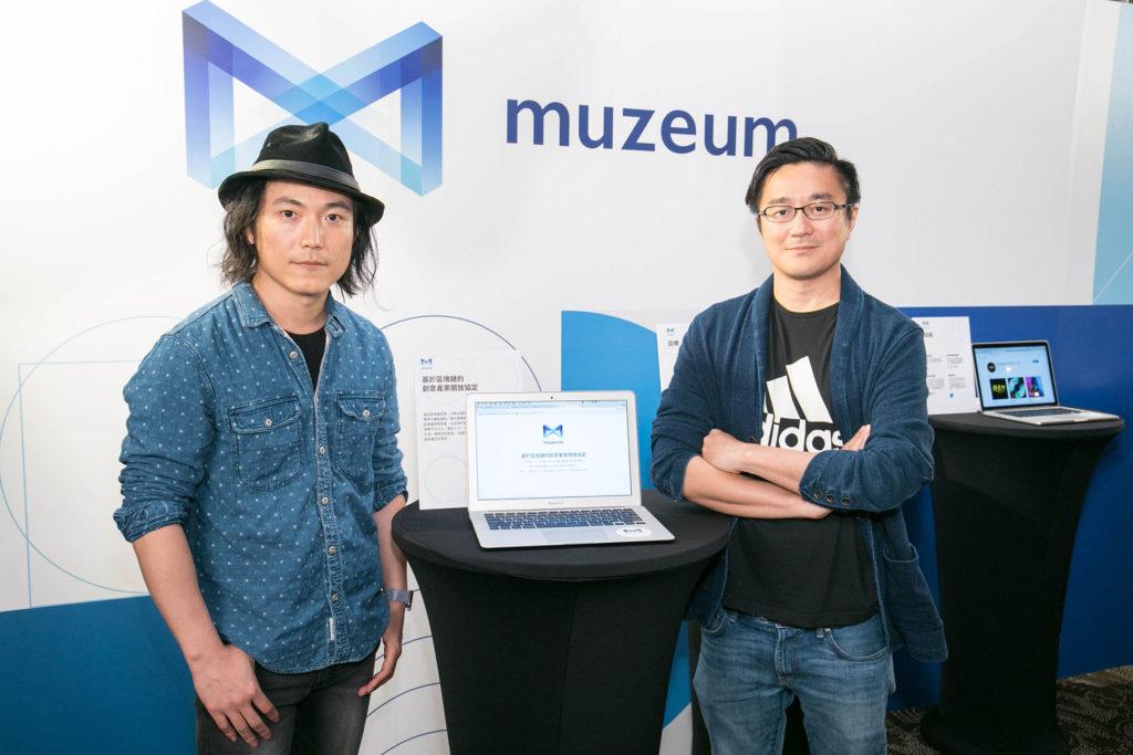 KKFARM合夥人吳柏蒼(左)、KKFARM總裁兼合夥人黃凱偉