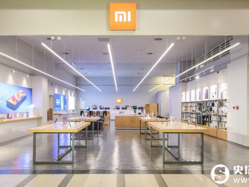 新北市的米粉通通有 小米中和環球專賣店正式開幕