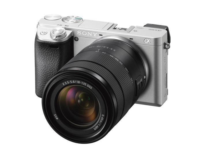 Sony α6300M-銀Kit鏡組