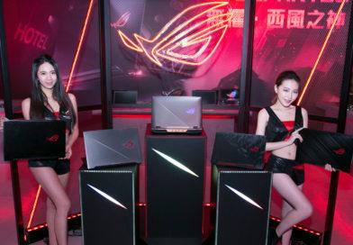華碩ROG發表第八代Intel Core處理器電競機種