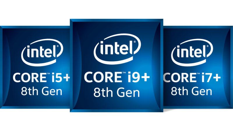 Intel Core i+平台標誌