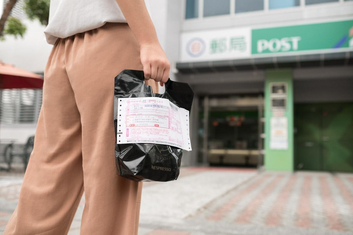 回收咖啡膠囊免郵資 Nespresso 攜手郵局保護環境