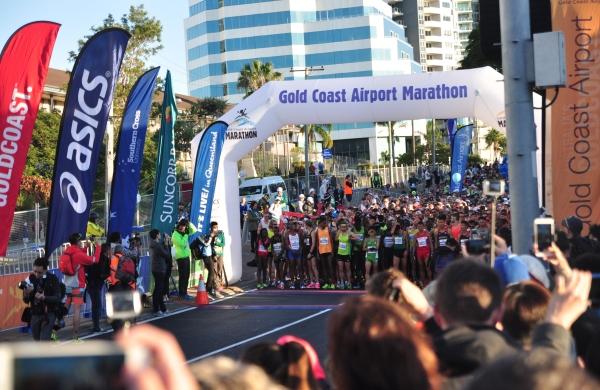歐陽靖的世界旅跑分享講座 讓你輕鬆上手黃金海岸馬拉松