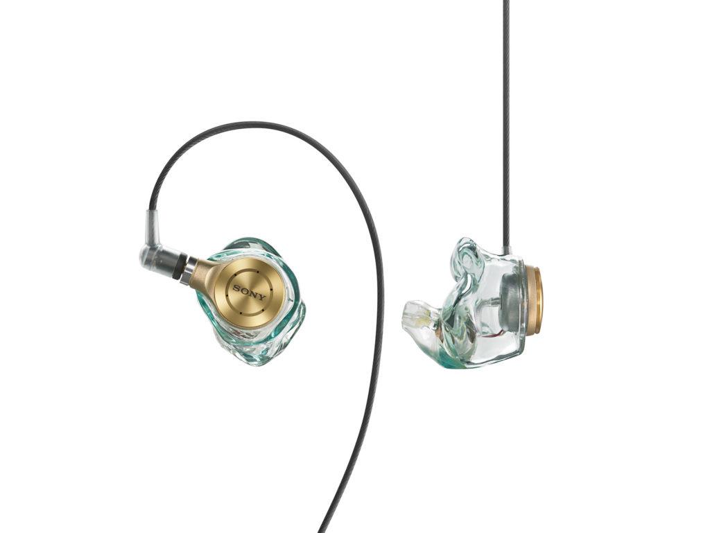 Sony Just ear客製化入耳式耳機