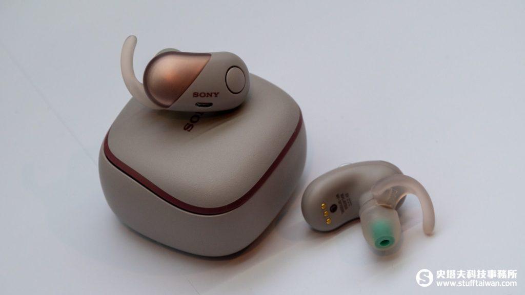 WF-SP700N真無線運動藍牙降噪防水耳機