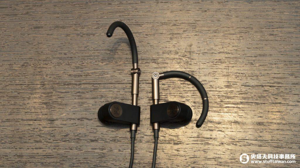 Earset耳掛調節對照