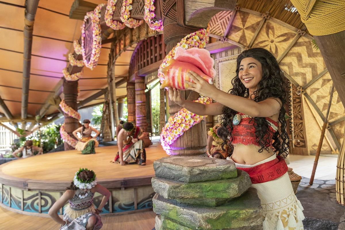 看完海洋奇緣莫娜回歸家鄉旅程 可以開始期待香港迪士尼蟻人及黃蜂女爲主題的全新遊樂設施