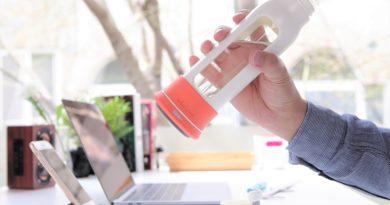夏日喝水大作戰有一套!一秒升級智慧水壺的秘密