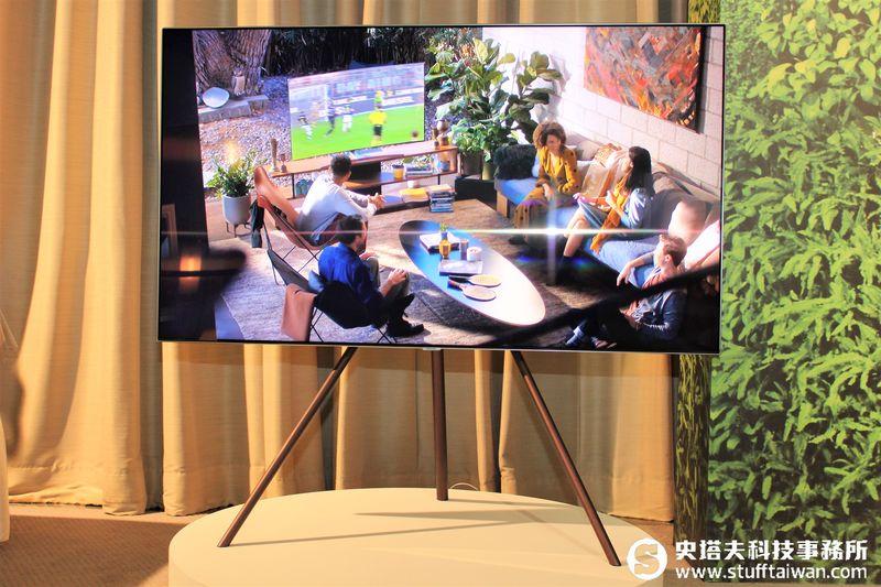 Samsung 2018新款QLED量子電視登台 內在與外型顏質更高