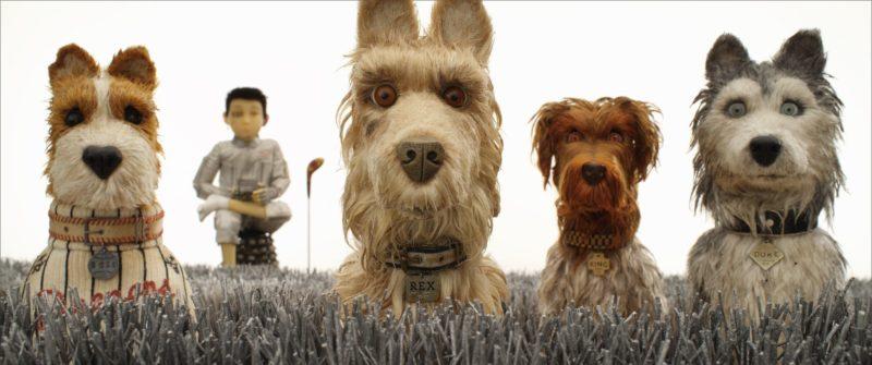 【犬之島Isle of Dogs】別小看狗狗們!史詩般的旅程即將展開