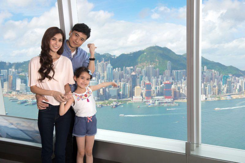 暑假還來不及做旅遊規劃的父母,直接帶孩子來香港就對了