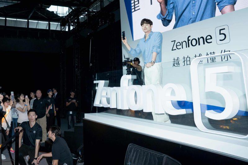 孔太太們尖叫吧!孔劉來台會粉絲 ZenFone 5限定版同步開賣