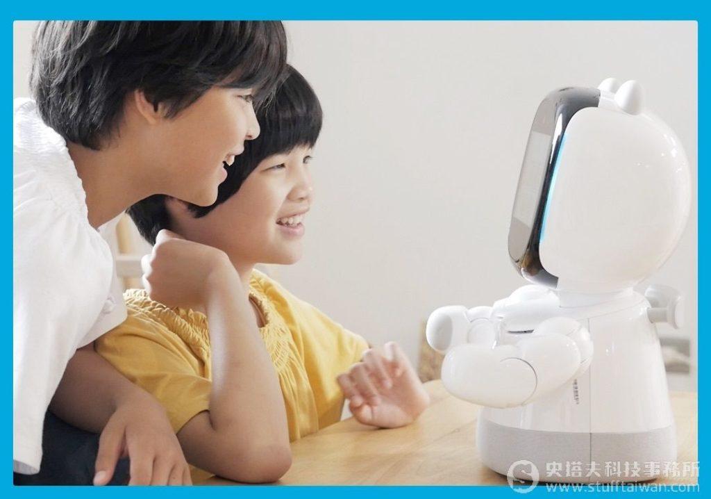 女媧創造小丹機器人