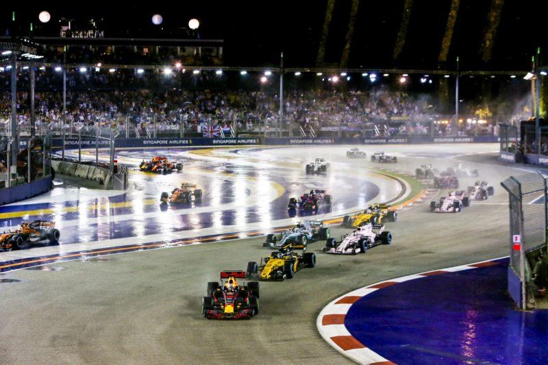 2018新加坡F1賽事搶票倒數,賽車迷絕不可錯過的年度盛事