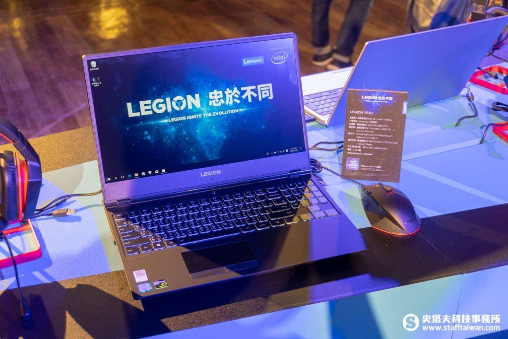 Legion Y530電競筆電
