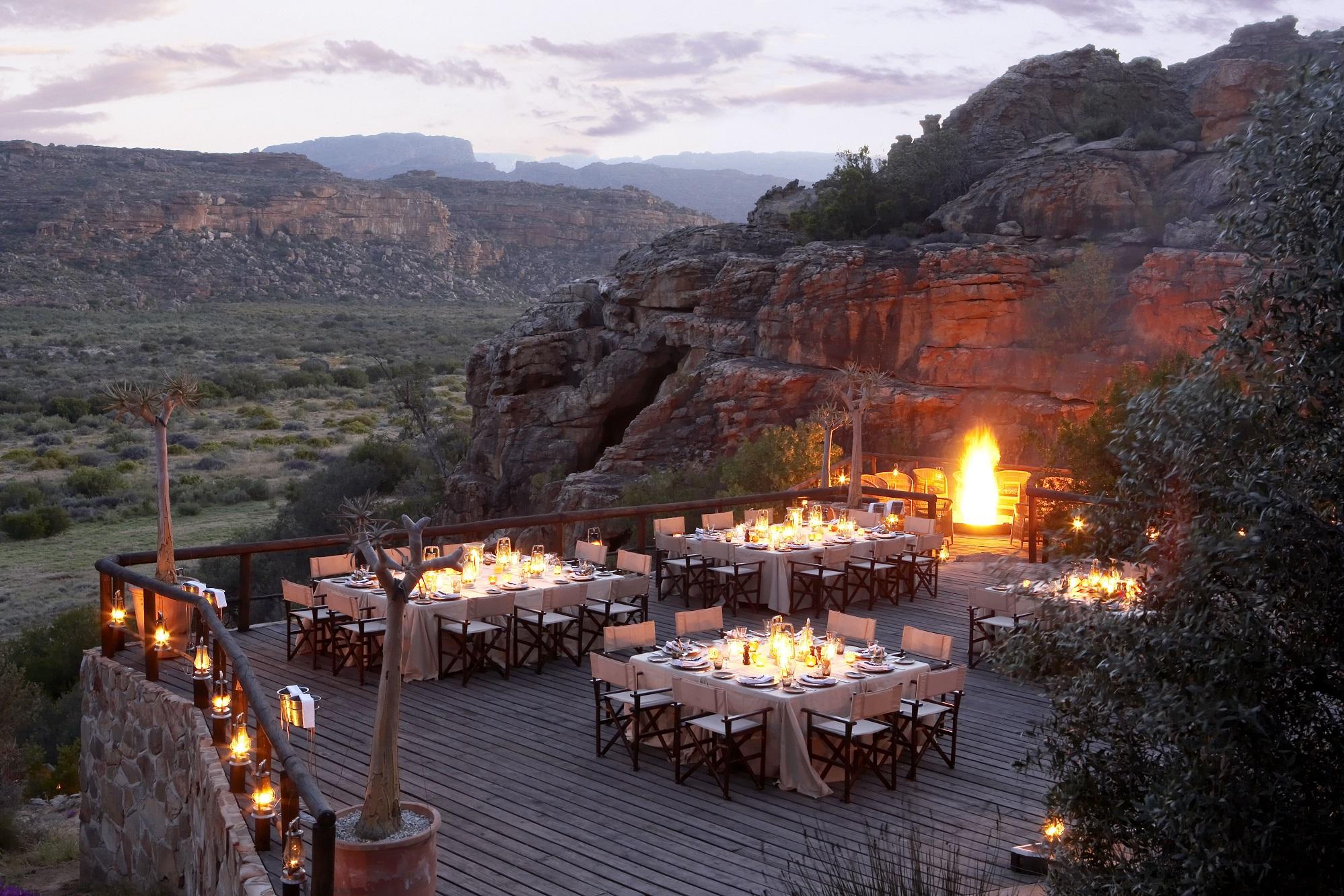 全球5大人氣露天餐廳,讓美食與陽光完美結合