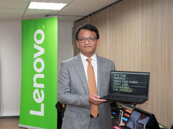 Lenovo台灣新總經理林祺斌