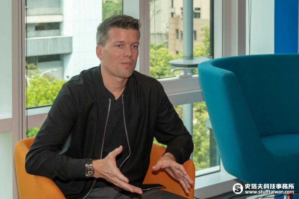 Mozilla產品長Mark Mayo