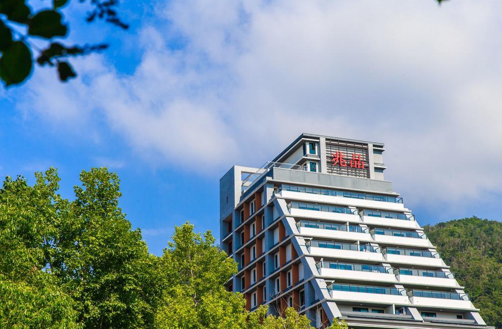 今年六月正式試營運的宜蘭兆品酒店礁溪,坐擁礁溪溫泉精華地段