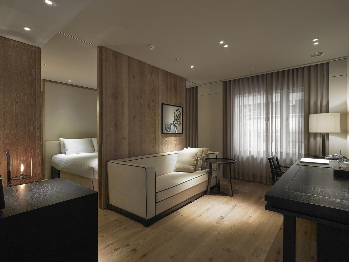 台北華泰瑞舍低調簡約卻別具設計感,充滿家的感覺