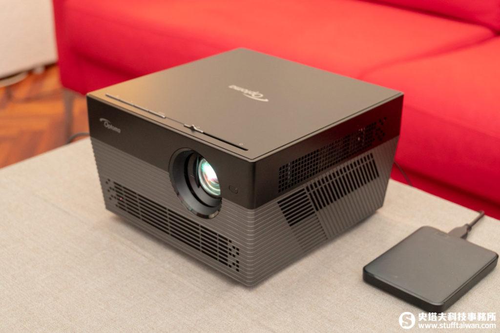 Optoma 4K HDR投影機UHL55