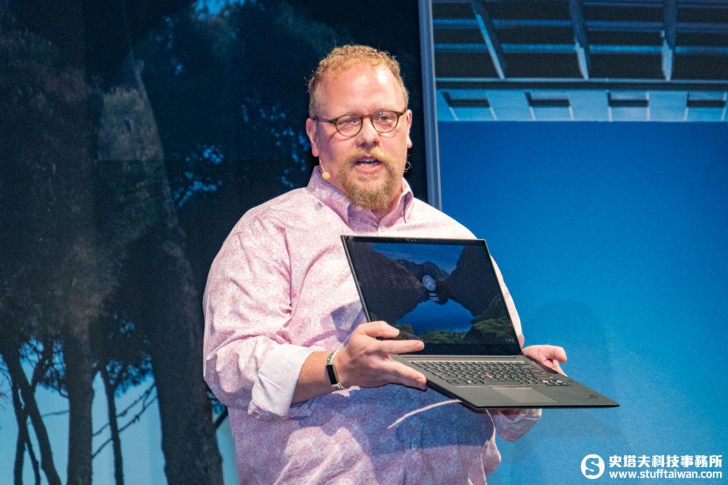 Lenovo資深全球競爭分析師Kevin Beck