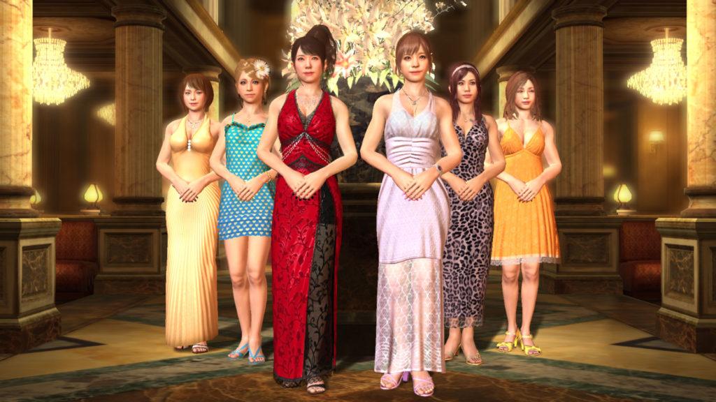 《人中之龍3》遊戲畫面