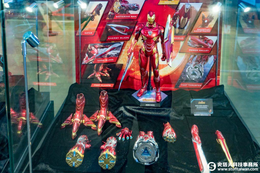 《復仇者聯盟:無限之戰3》鋼鐵人Mark 50配件包特別版