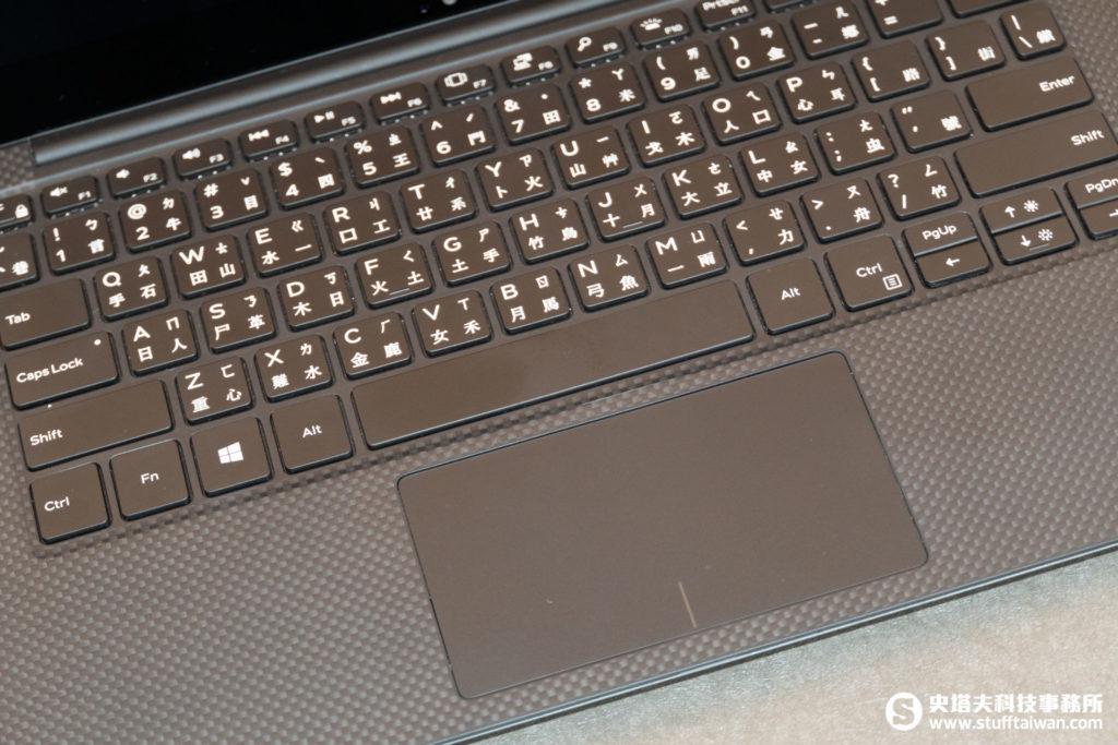 XPS 13面板紋路