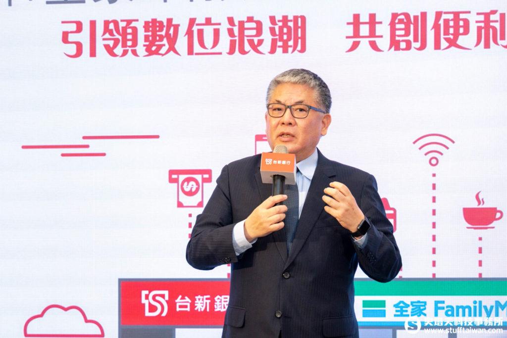 台新銀行總經理尚瑞強