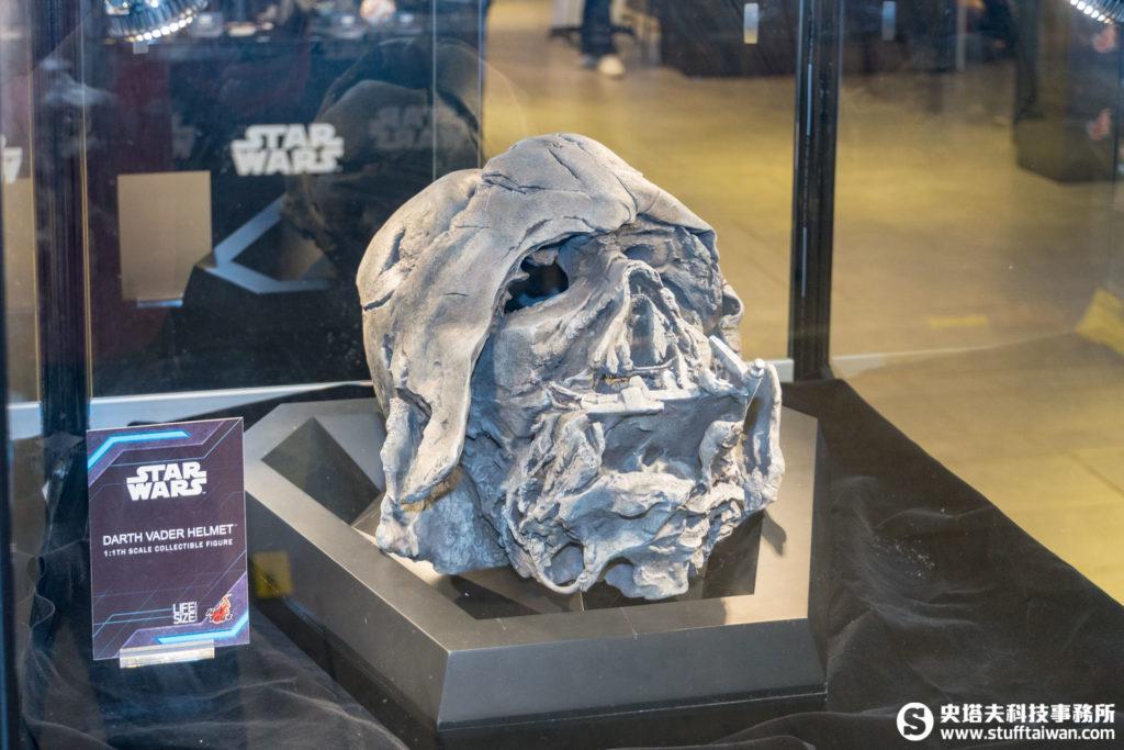 黑武士頭盔