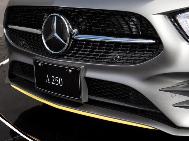全新A Mercedes-Benz A-Class登場:這是你的A級王牌!