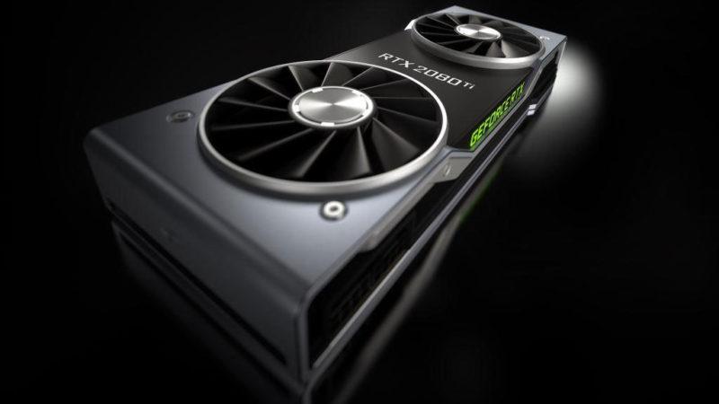 NVIDIA全新GeForce RTX 2080 Ti顯示卡