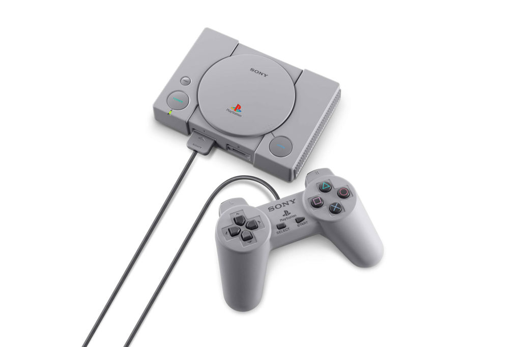 PlayStation Classic及控制器