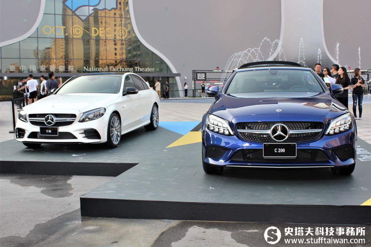 就是要C!Mercedes-Benz旗下最暢銷的C-Class車系小改款登場