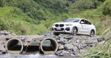 運動與機能兼備!BMW X4 xDrive30i M Sport試駕